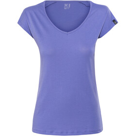 Haglöfs Camp - T-shirt manches courtes Femme - violet